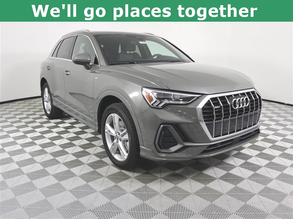 Pre-Owned 2020 Audi Q3 Premium Plus