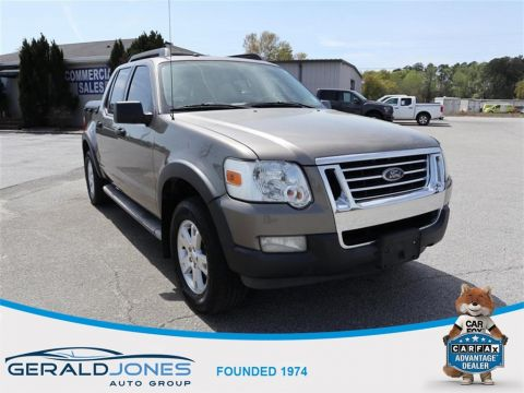 Pre-Owned 2007 Ford Explorer Sport Trac XLT