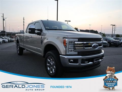 Pre-Owned 2017 Ford F-250SD King Ranch