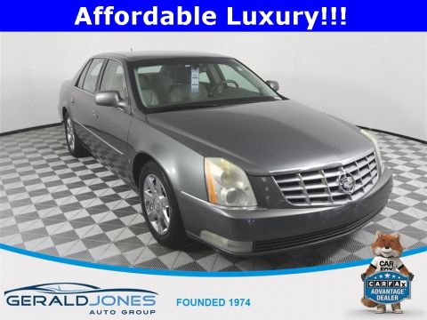 Pre-Owned 2006 Cadillac DTS Base