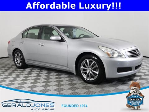 Pre-Owned 2008 INFINITI G35 Base