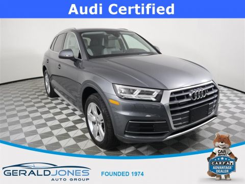 Pre-Owned 2018 Audi Q5 2.0T