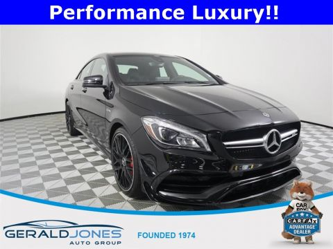 Pre-Owned 2019 Mercedes-Benz CLA CLA 45 AMG®